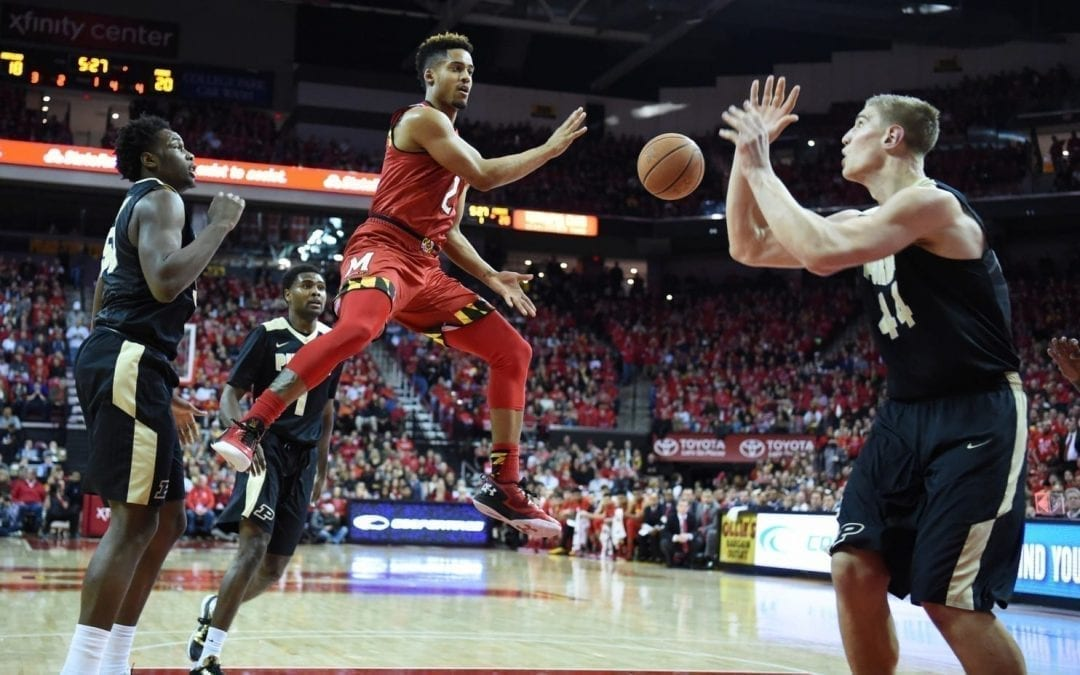 Defense, rebounding improvements pay off for Maryland