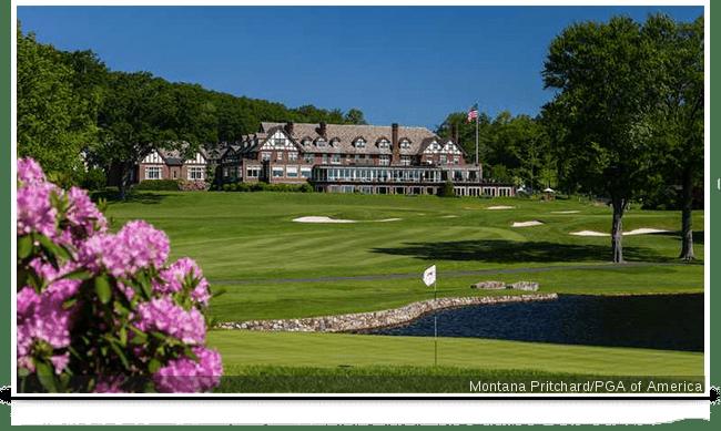 The 98th PGA Championship at Baltusrol