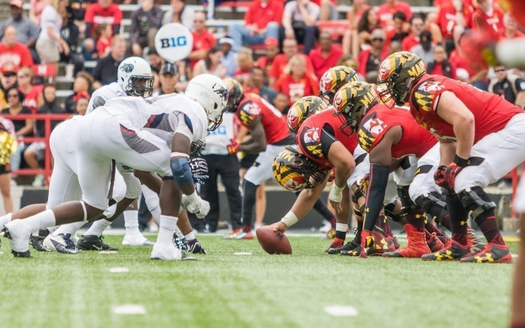 Terps: Focusing on the  Future – Offensive Line