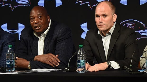Ravens To Replace GM Ozzie Newsome With Eric DeCosta After The 2018 Season