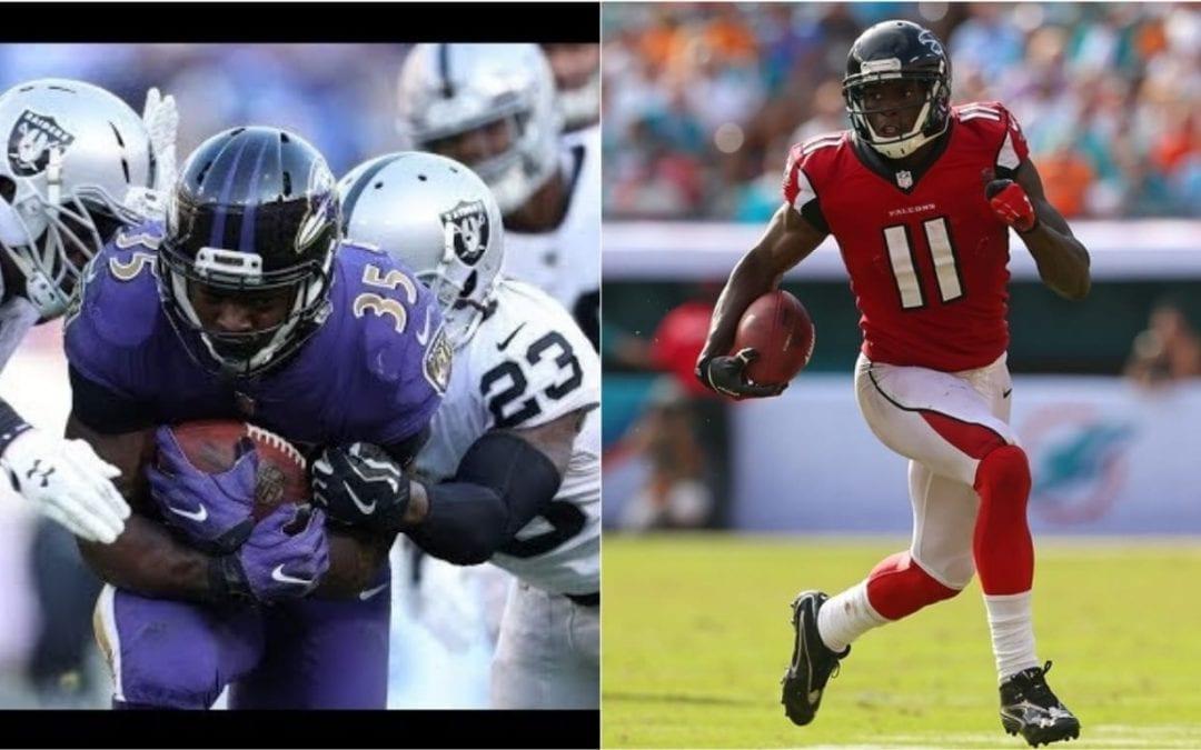 Previewing Week 13: Ravens at Falcons