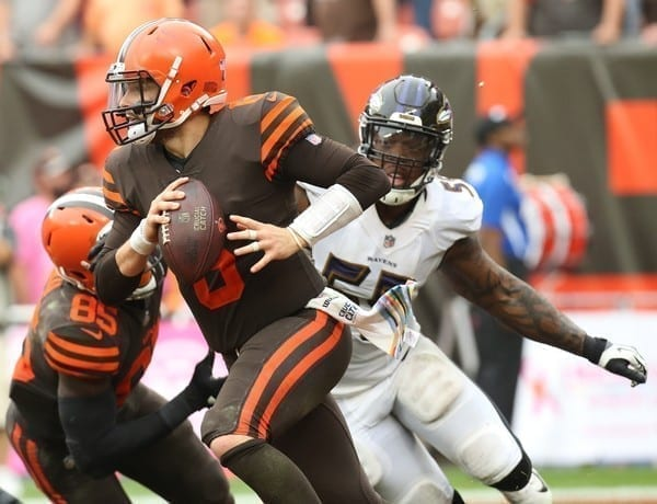 10 Thoughts On The Cleveland Browns Ahead of Sunday's Game