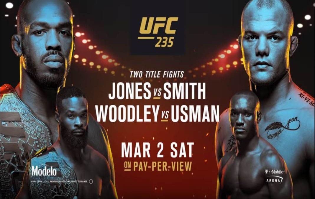UFC 235 Preview