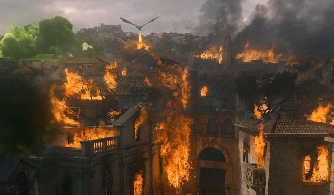 Game of Thrones: Recap of Season 8 Episode 5 – The Bells