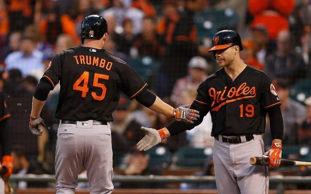 Orioles Talk: Davis & Trumbo