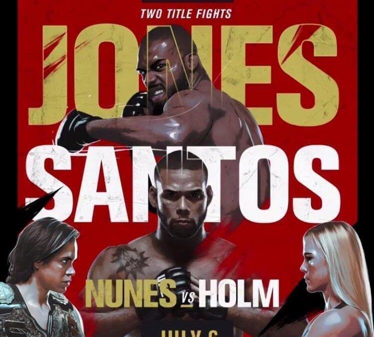UFC 239 Preview