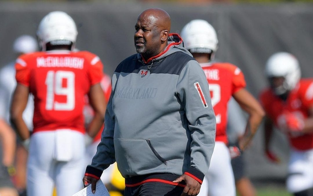 Terps Football: The Locksley Offense