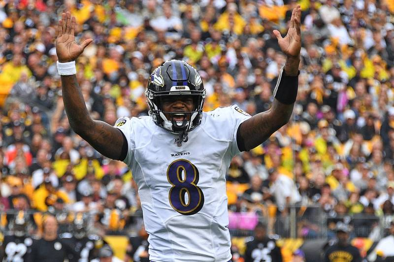 Reviewing The Ravens Designed Passing Plays Vs. Pittsburgh