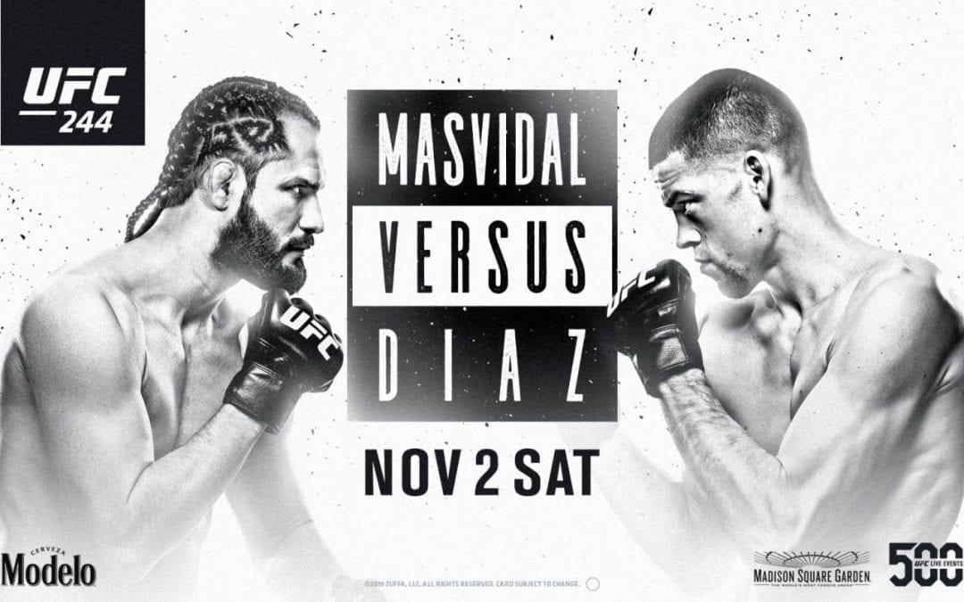 UFC 244 Preview