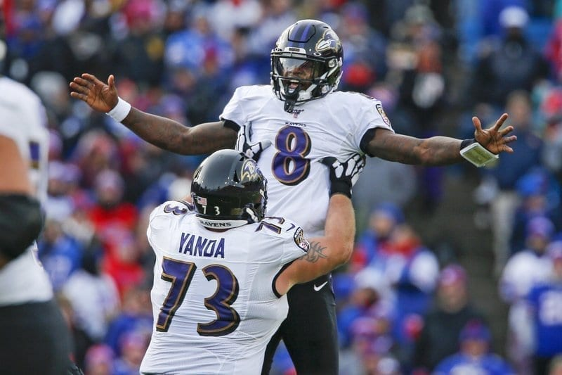 The Ravens Have Used Personnel and Analytics To Create and Sustain Their Incredible Offense