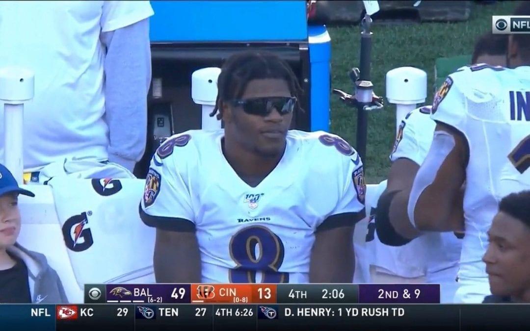 Baltimore Ravens Top 10 Plays of 2019