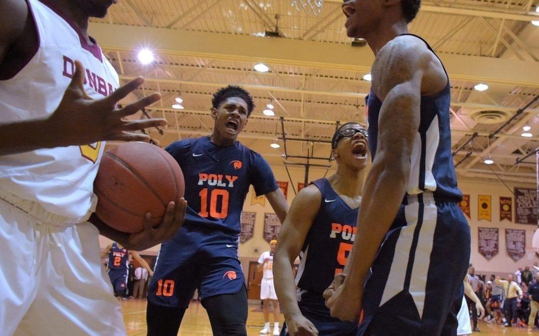 Baltimore Area Mid-Season Basketball Report