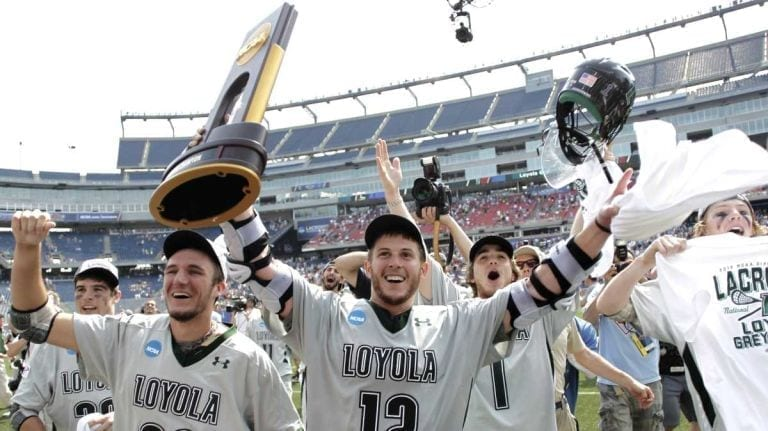 Ranking The Men's College Lacrosse Champions Of The Last Decade