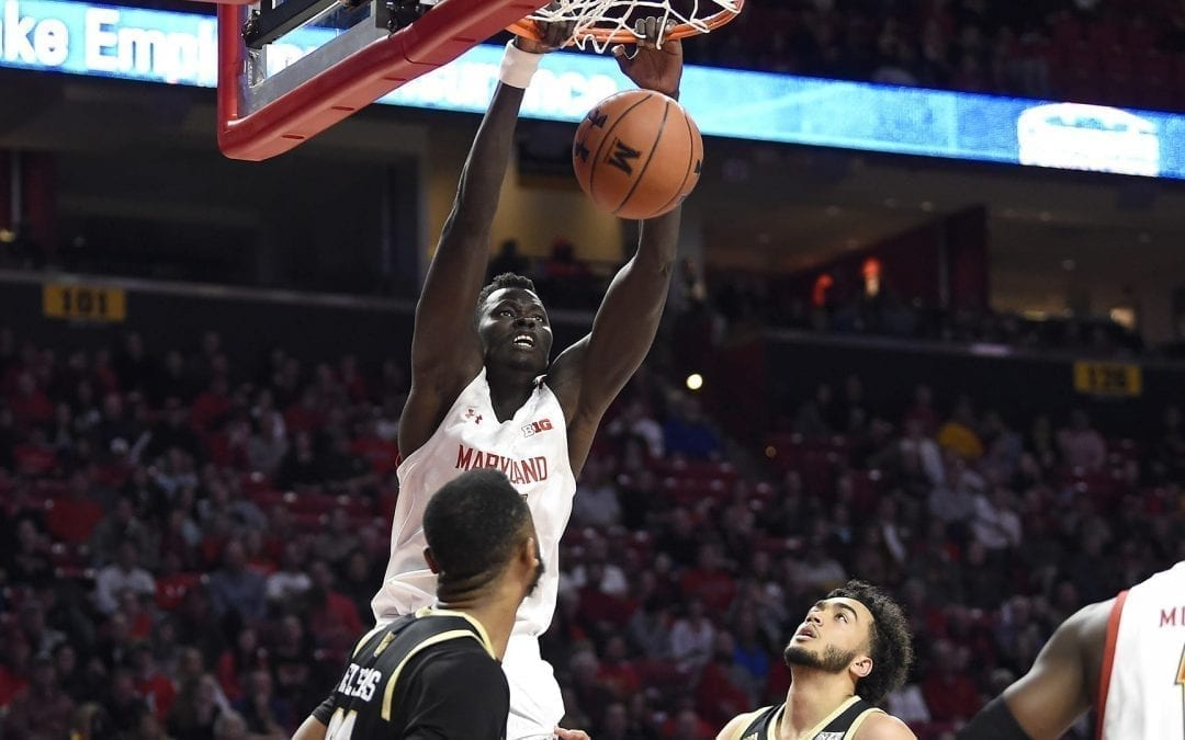 Chol Marial is Maryland's biggest storyline in 2020-21