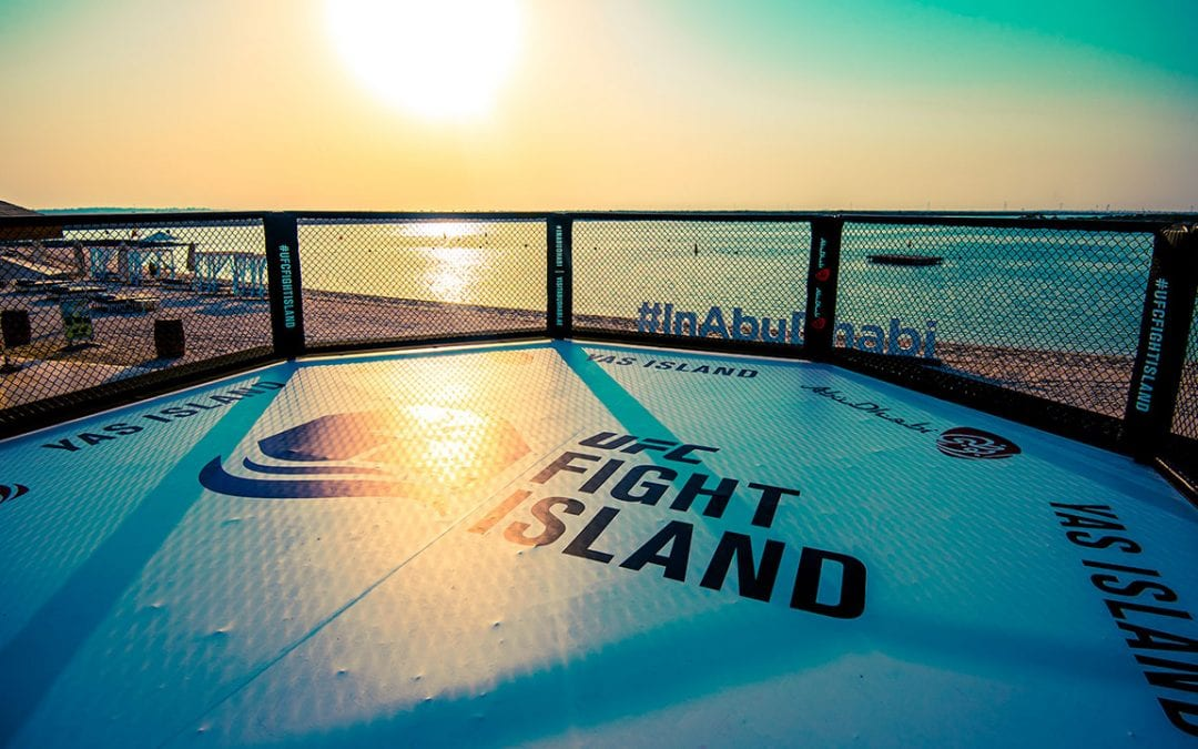 UFC Fight Island Preview