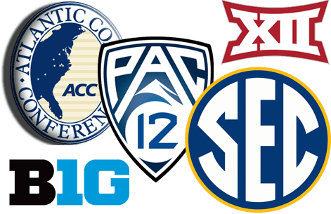 Power 5 Conferences Preparing for FBS Season During COVID-19 Pandemic