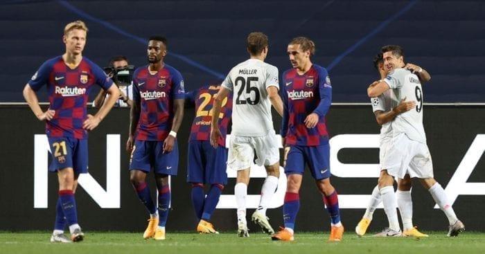 UEFA Champions League – The Finish Line