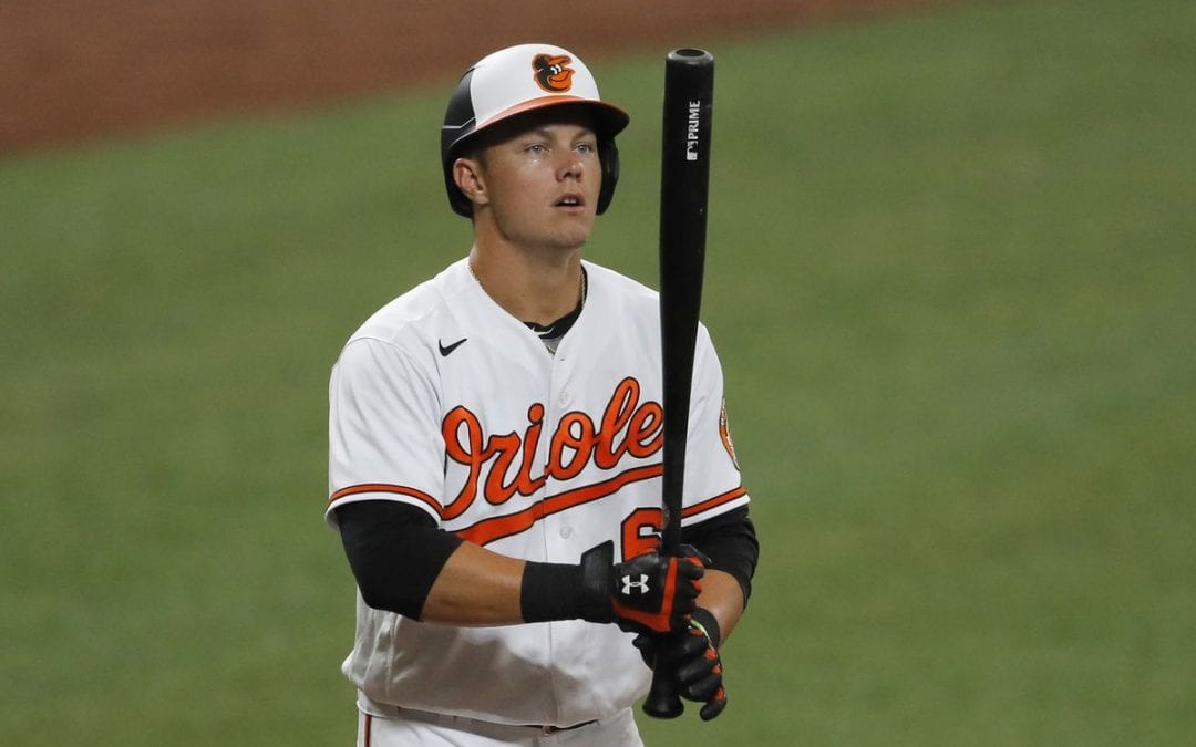 Orioles: 3 Up, 3 Down August 25th