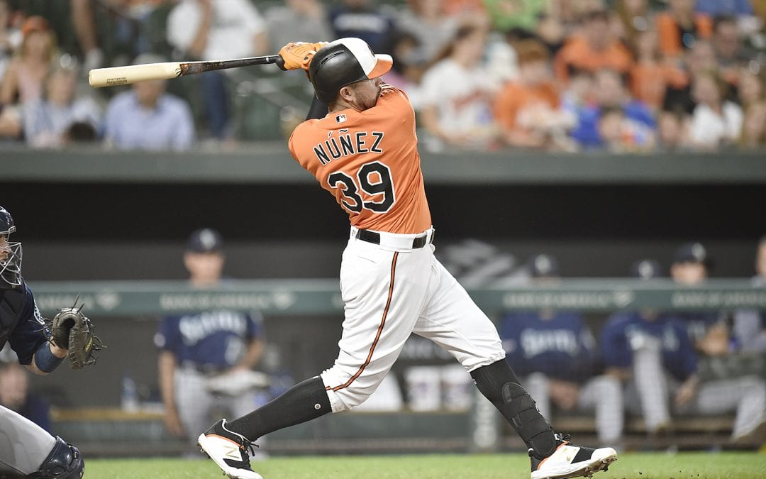 Orioles: 3 Up, 3 Down August 31st