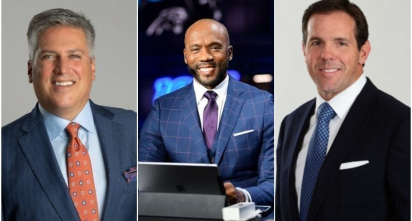 ESPN Goes Safe And Unspectacular With Reported New Monday Night Football Booth