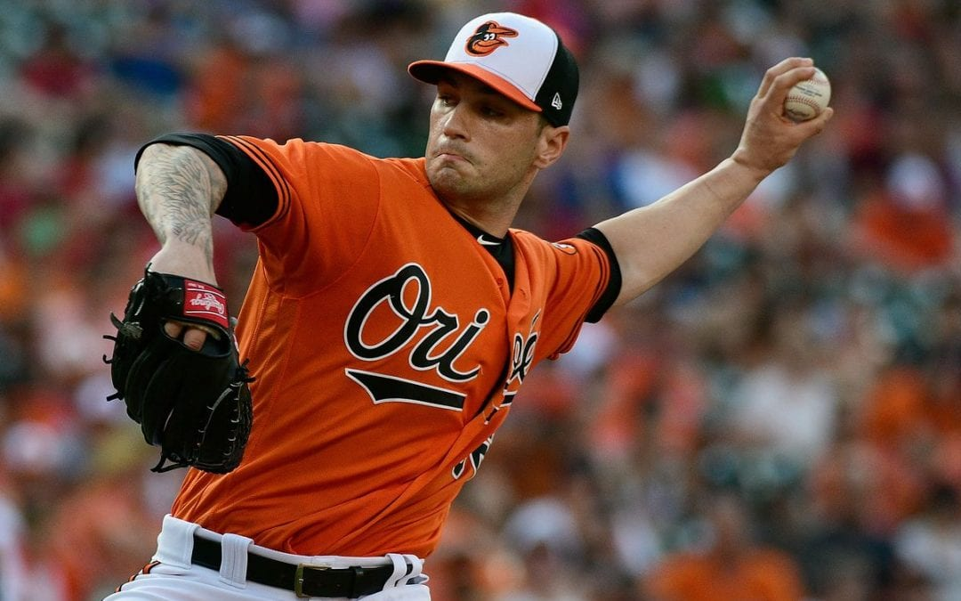 Orioles Pitching Trends