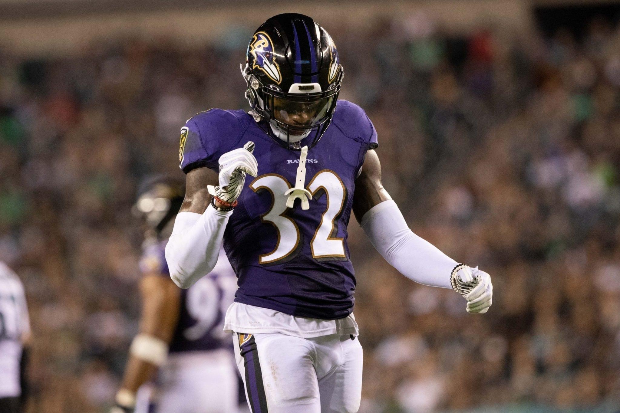 Ravens Prospect Series: DeShon Elliott - Baltimore Sports and Life