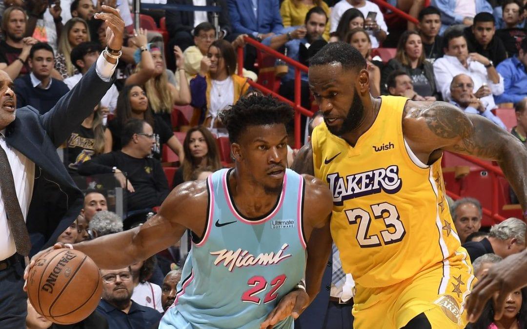2019-20 NBA Finals Preview: Miami Heat vs. Los Angeles Lakers