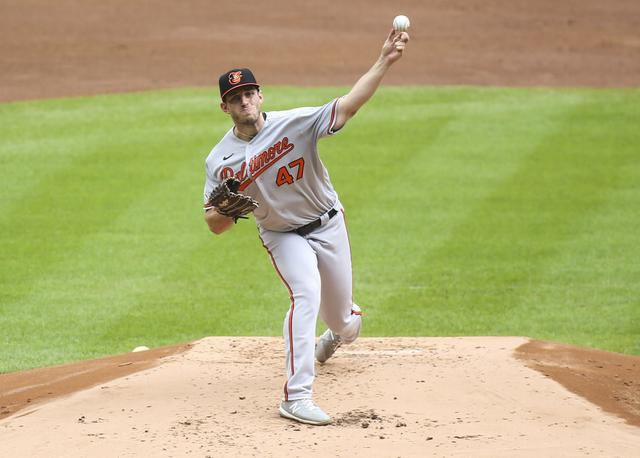 Orioles: 3 Up, 3 Down Sept. 14th