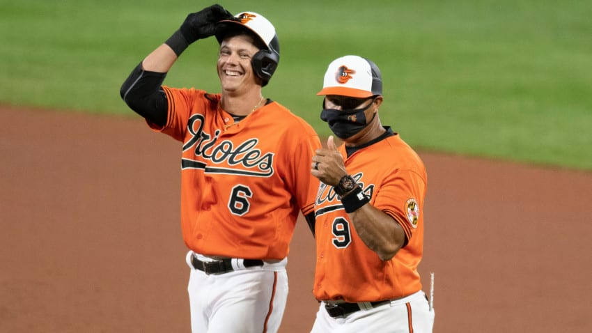 Most Valuable Orioles
