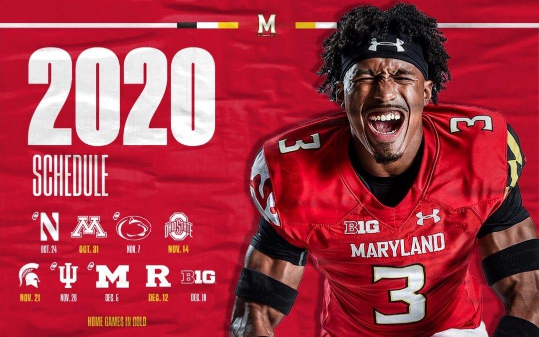 Maryland Football Returns
