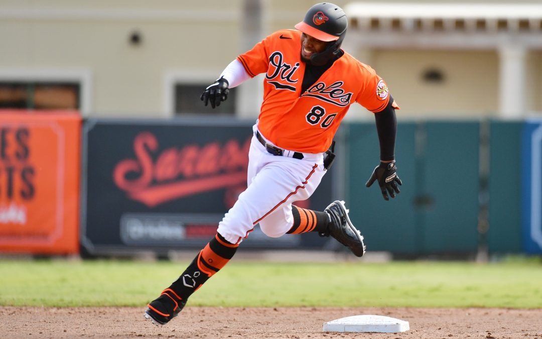 Yusniel Diaz Preps for Future With Orioles