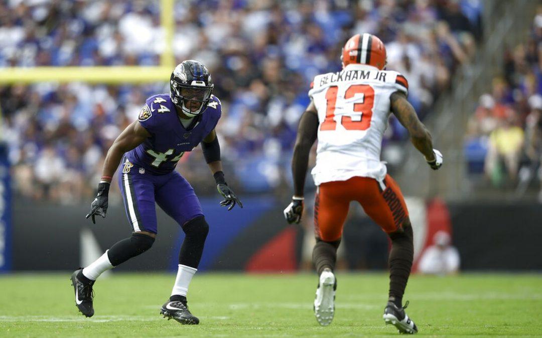 Previewing Week 1: Browns at Ravens