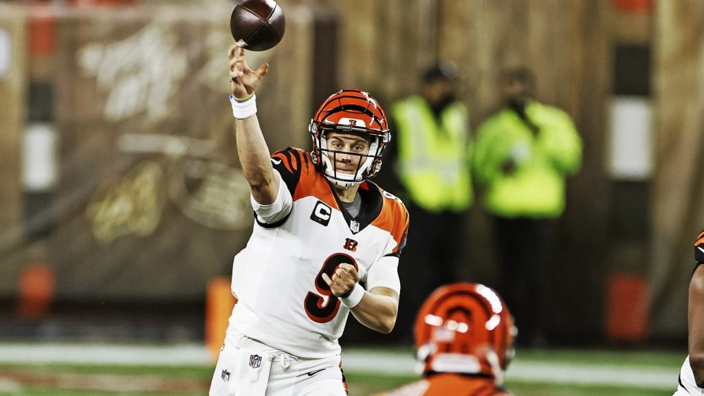 Despite the Bengals loss, Joe Burrow shows he's a potential game-changer