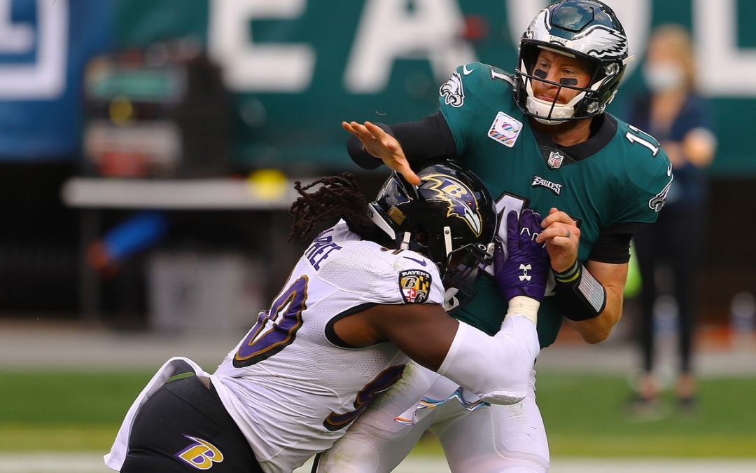 Ravens Fast Five: Improve to 5-1 in Ugly Fashion.