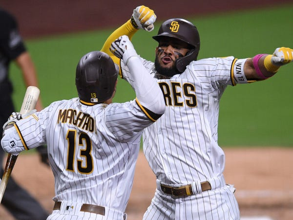 MLB playoffs: On to the LDS