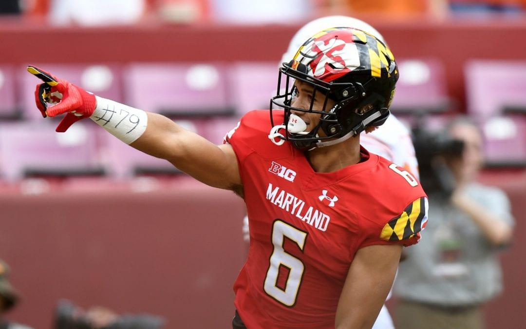 Breaking Down Maryland's 2 Deep