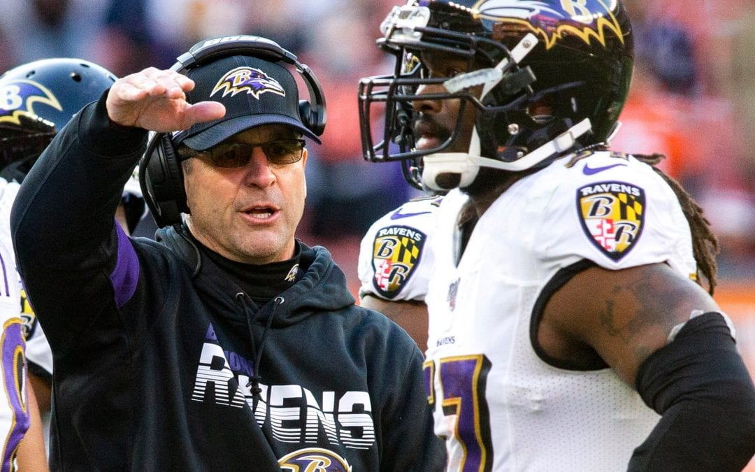 Where the Ravens stand analytically after five weeks