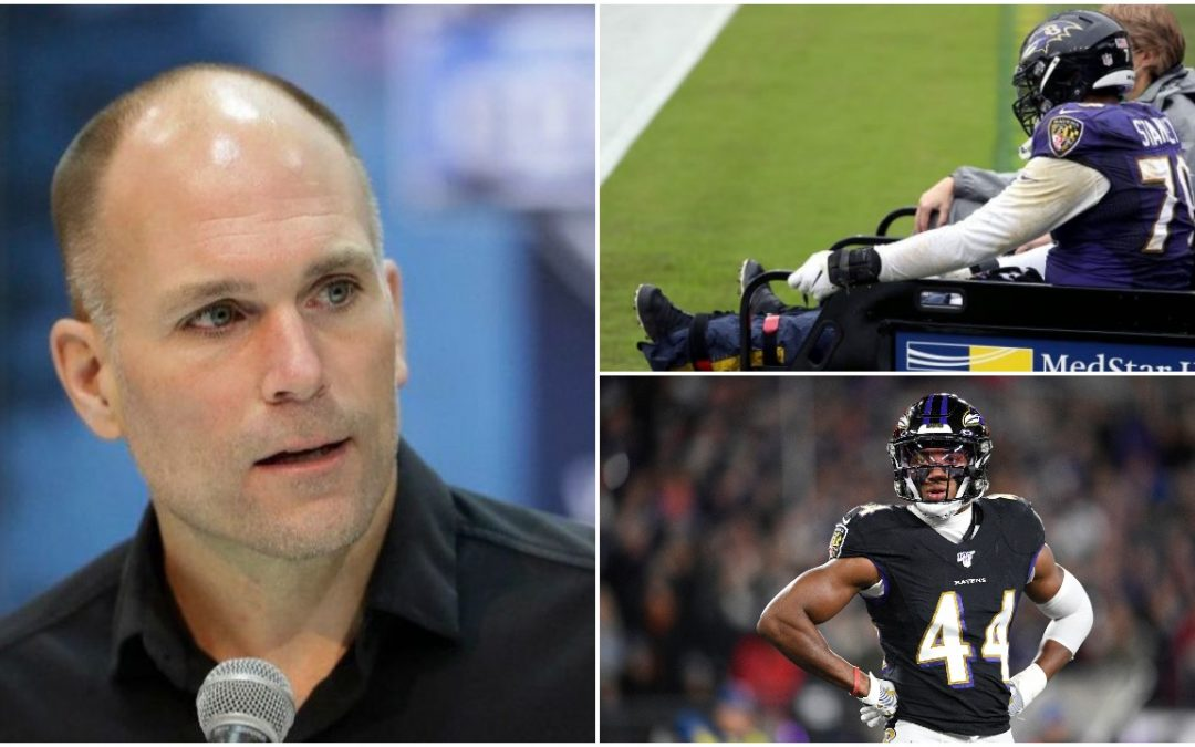 The Ravens' all-in season quickly unraveling, but time remains to address issues