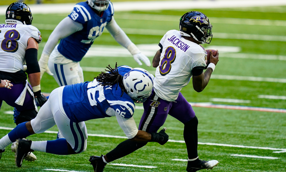 Ravens Fast Five: Tale of Two Halves Lead to 6-2.