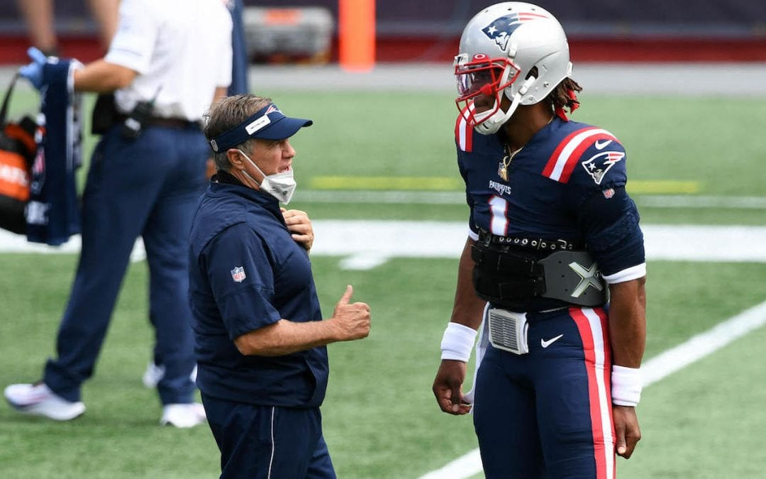 What's Wrong With The Patriots?