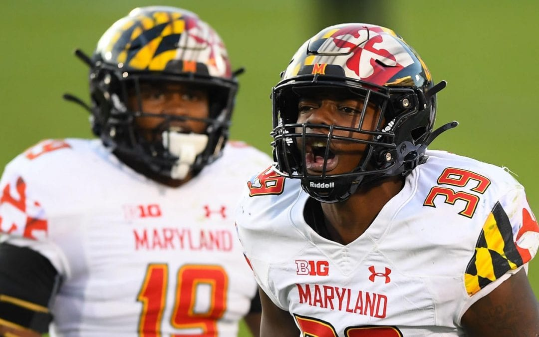 Terps Football: Thoughts Four Games In