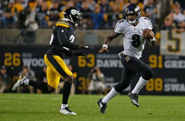 Previewing Week 12: Ravens at Steelers