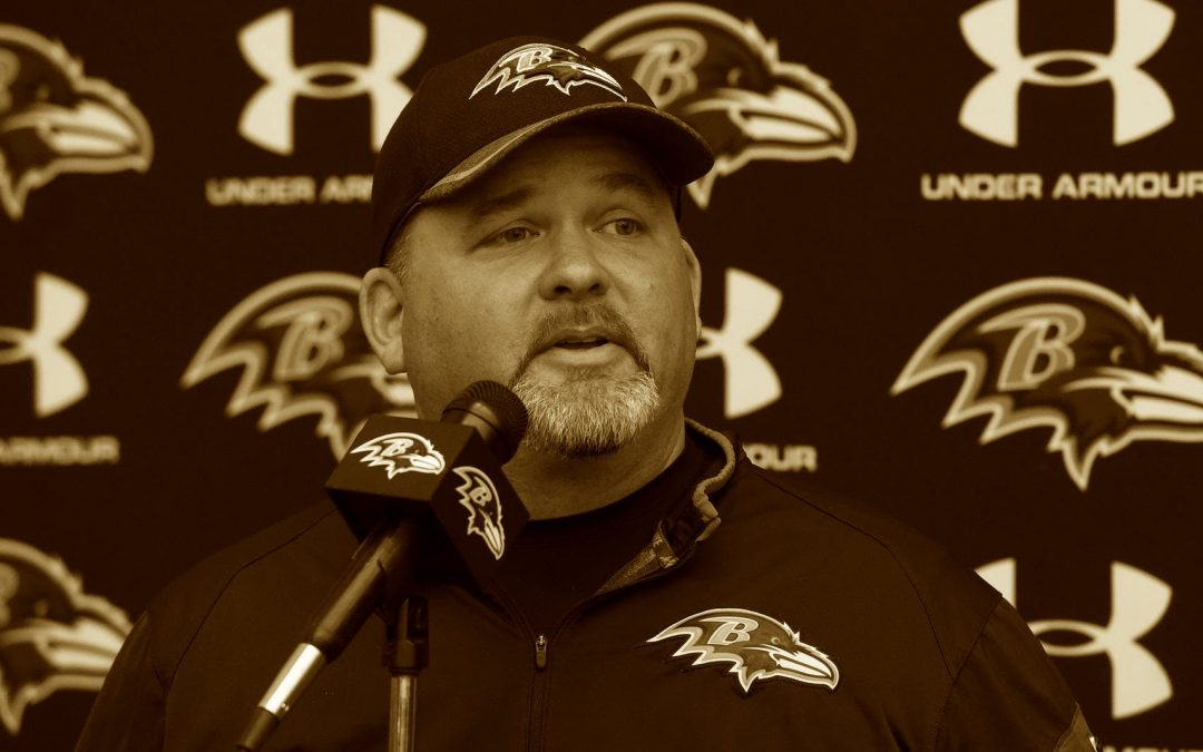 Greg Roman running out of time to reboot slumping Ravens offense
