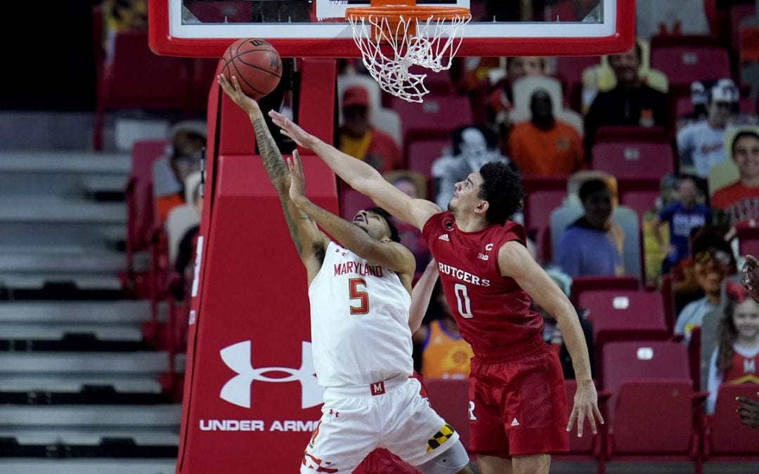 Terps' offensive struggles prove costly