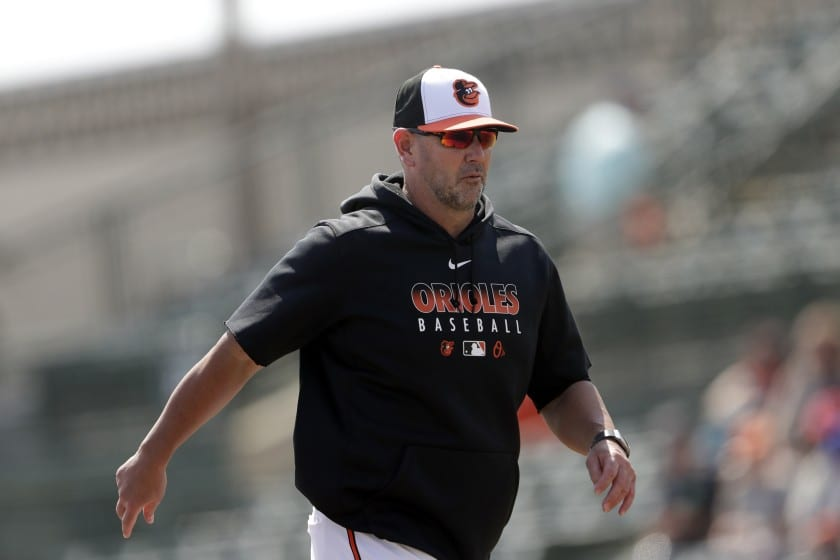 Will Brandon Hyde Be The Orioles Manager; When The Orioles Are Ready To Win?
