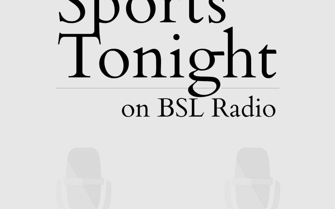 Sports Tonight: College Lacrosse Talk With Sam Kuhn