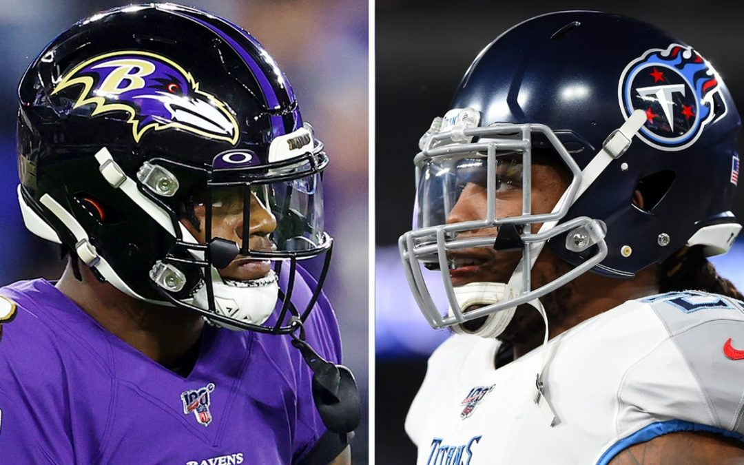 Previewing Ravens @ Titans: Inside the Numbers