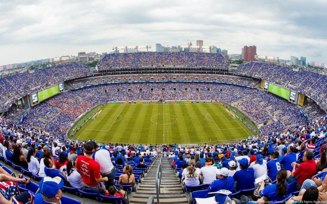 Baltimore's World Cup Bid
