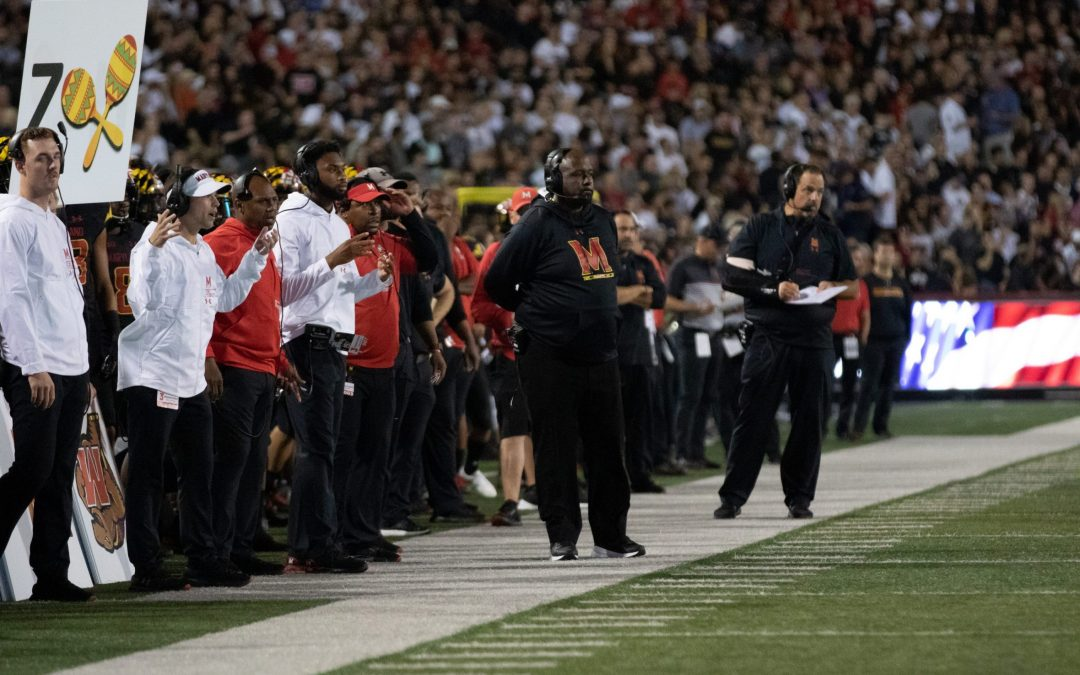 Terps Football: Changes to the Coaching Staff