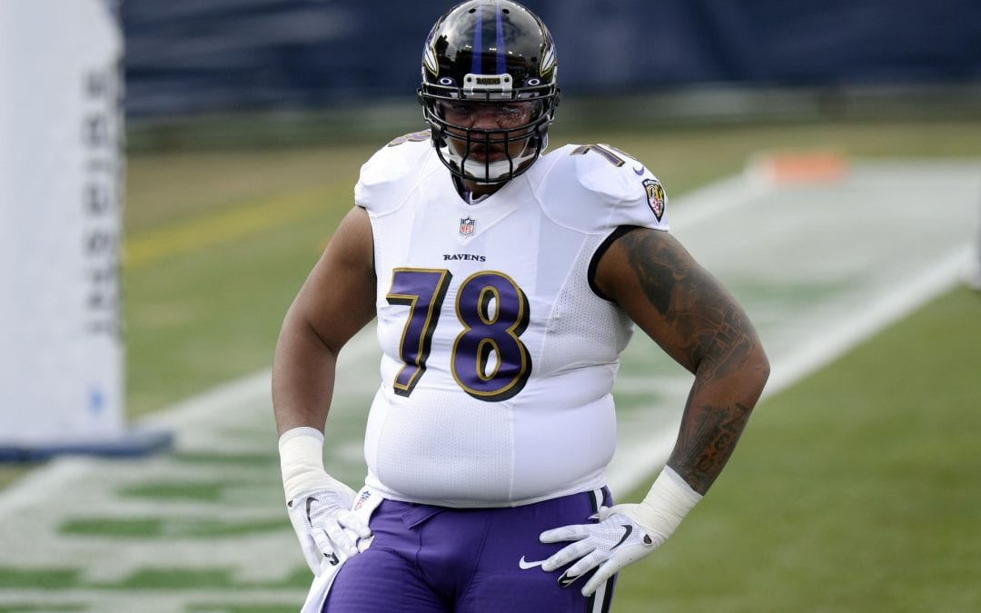 If The Ravens Get A Fair Offer; They Should Move On From Orlando Brown